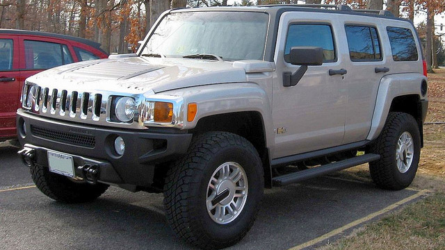 HUMMER Service and Repair | Davis Automotive